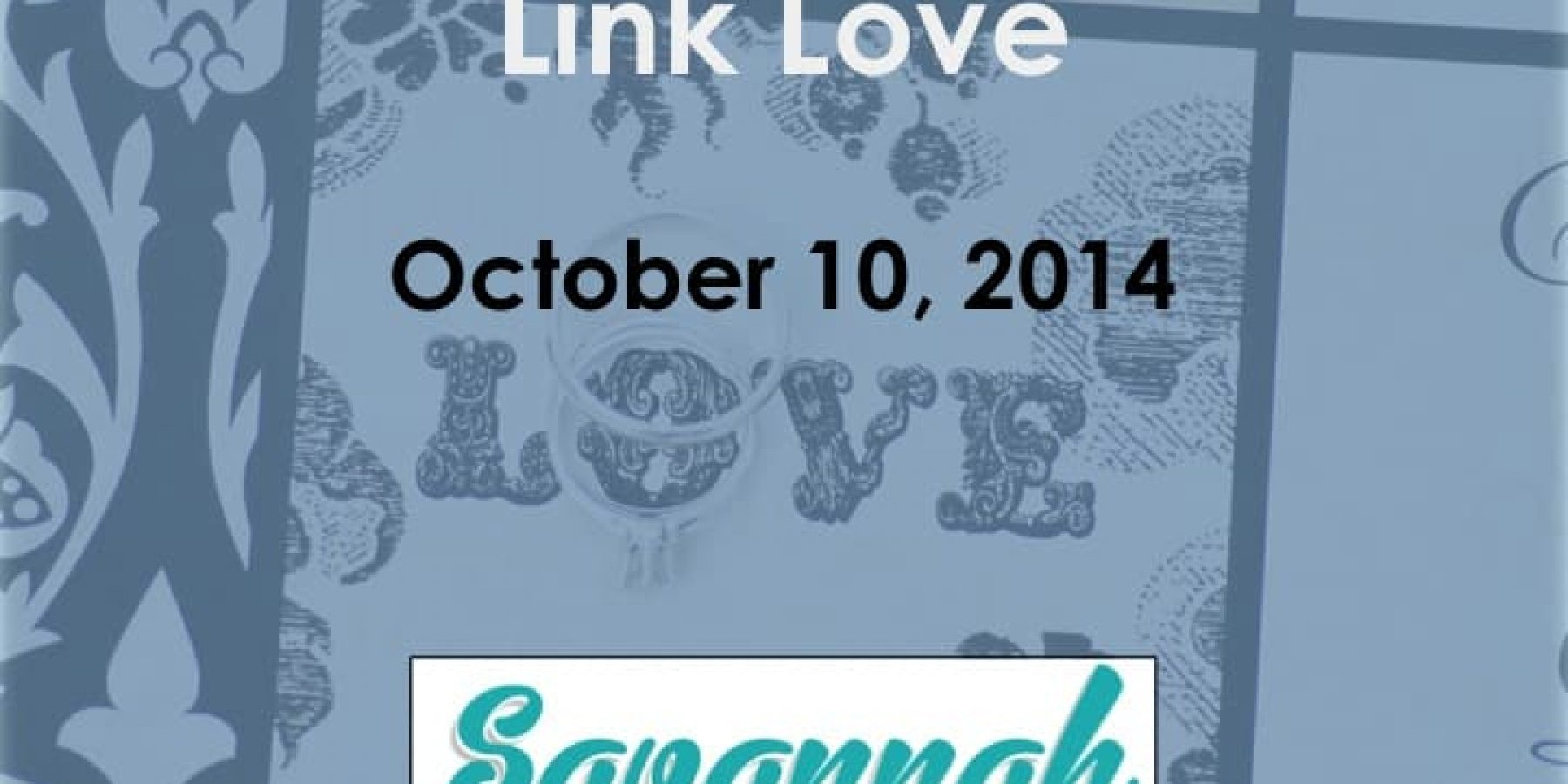 Link Love- What I'm Reading- 10/10/2014
