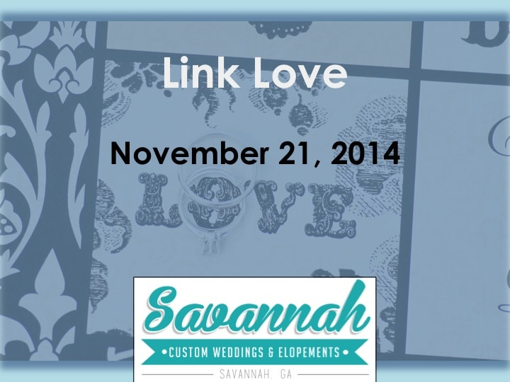 Link Love- What I'm Reading- 11/14/2014