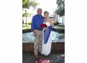 Valentine's Wedding in Savannah, GA