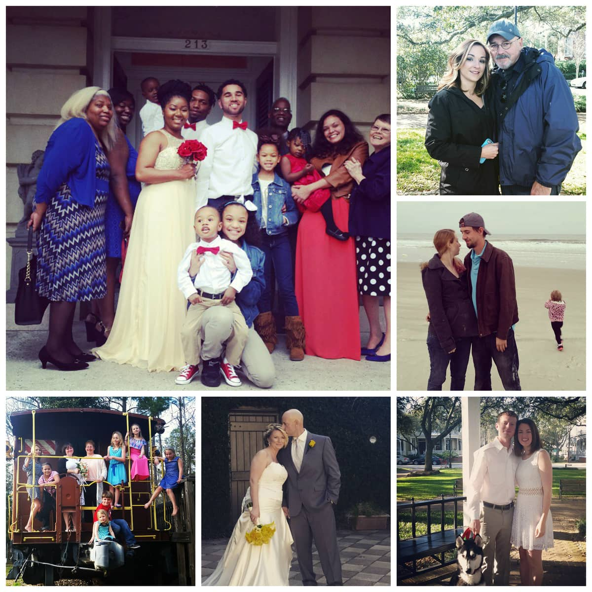 6 Weddings in 6 Days: All Love is Beautiful