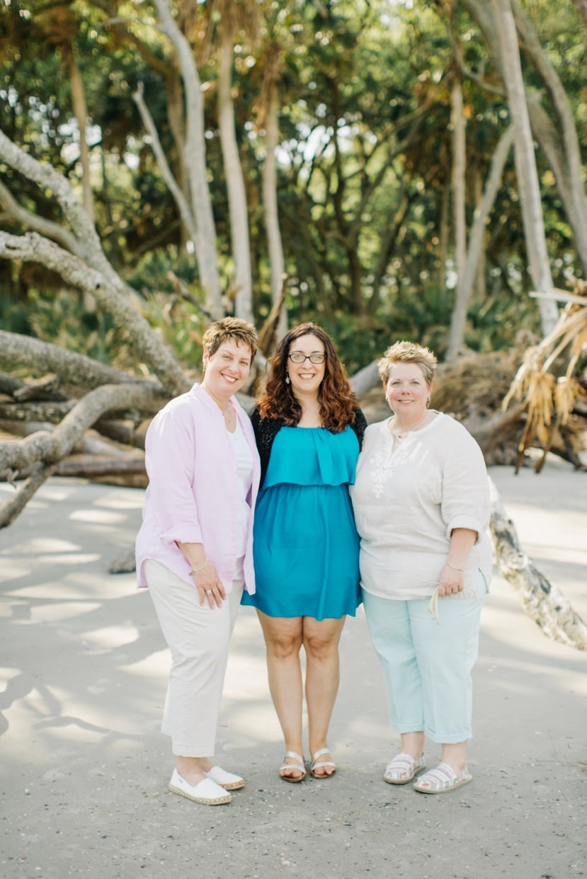 Hunting Island South Carolina Elopement