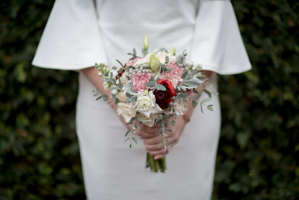bouquet in savannah for elopement