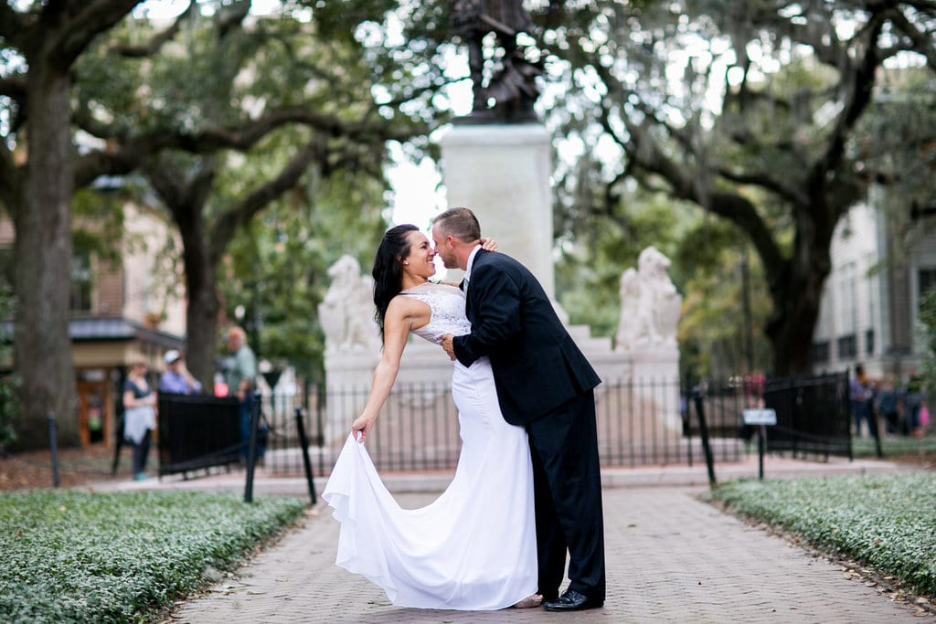 Here Are 7 Reasons Why You Should Elope In Savannah, GA