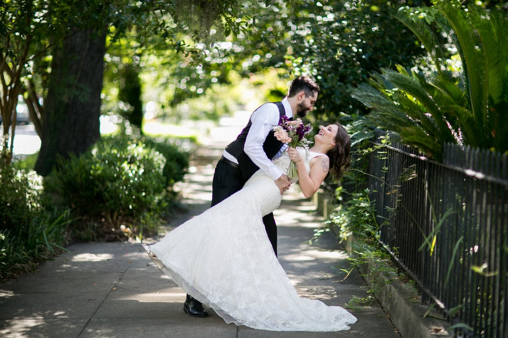wedding photography in Savannah