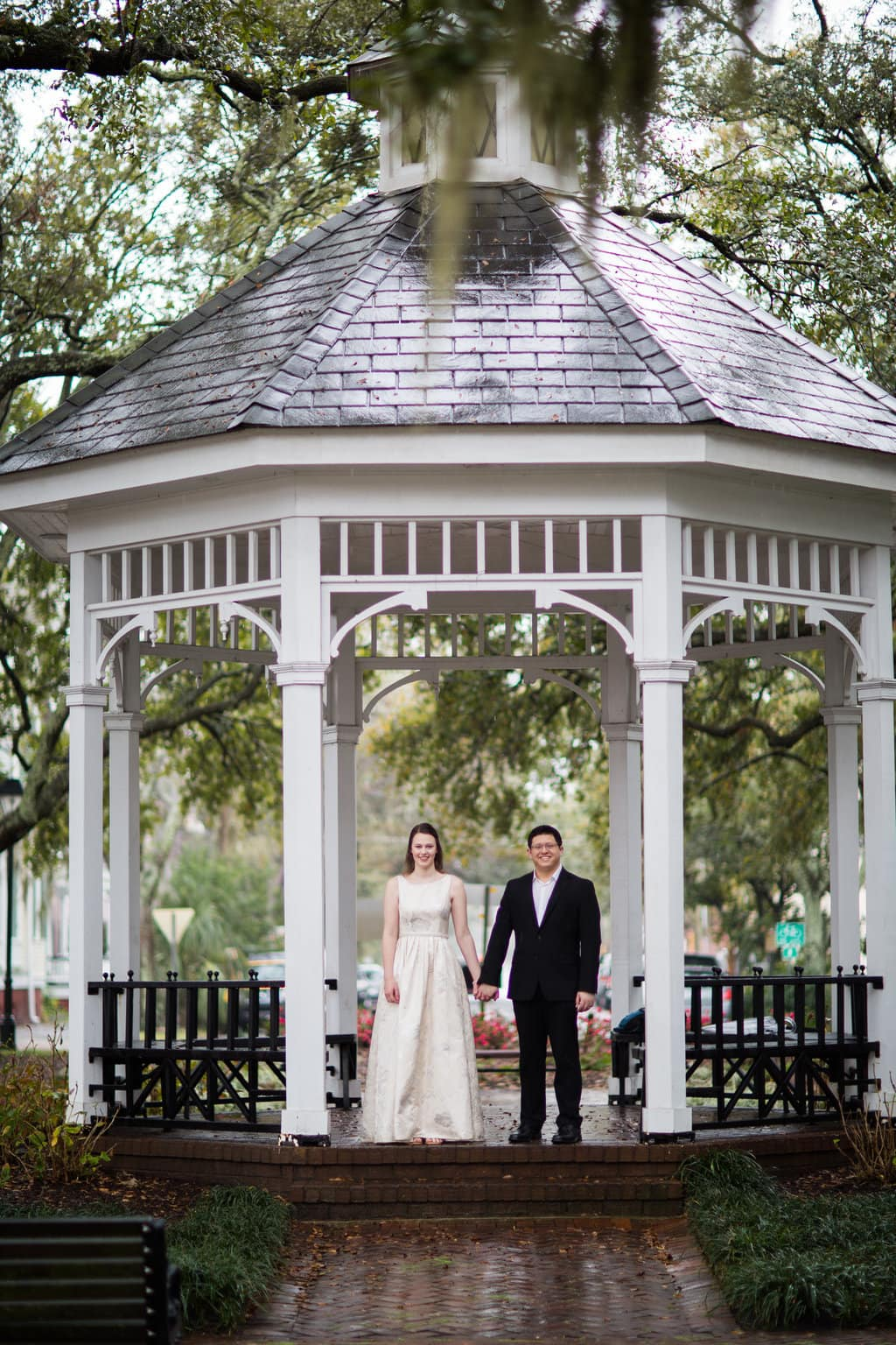 elopement, whitfield square, savannah