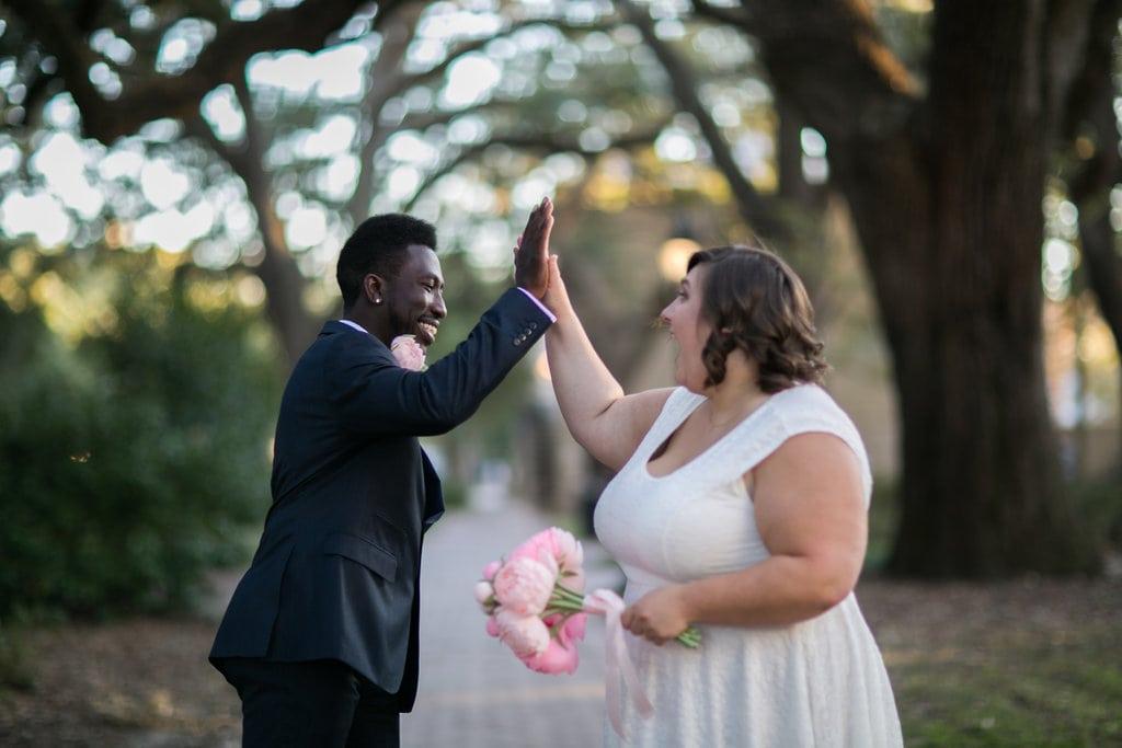 lafayette square elopement, savannah