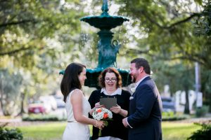 Meet Buffy Nelson, Partner Officiant