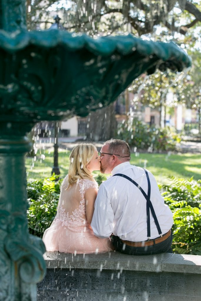 lafayette square fountain wedding photography