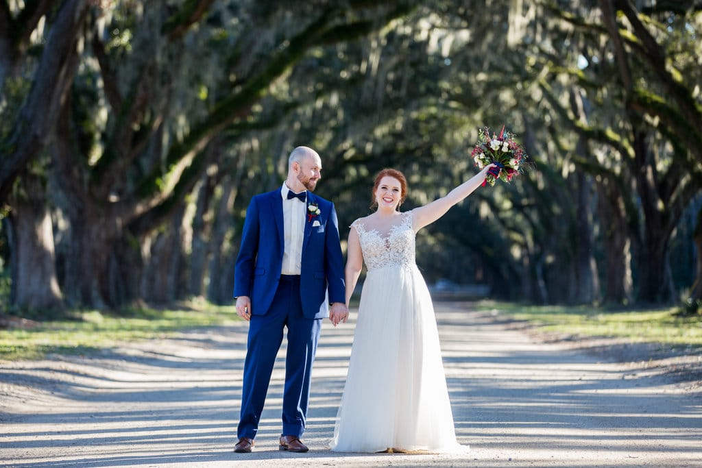 wormsloe historic site wedding