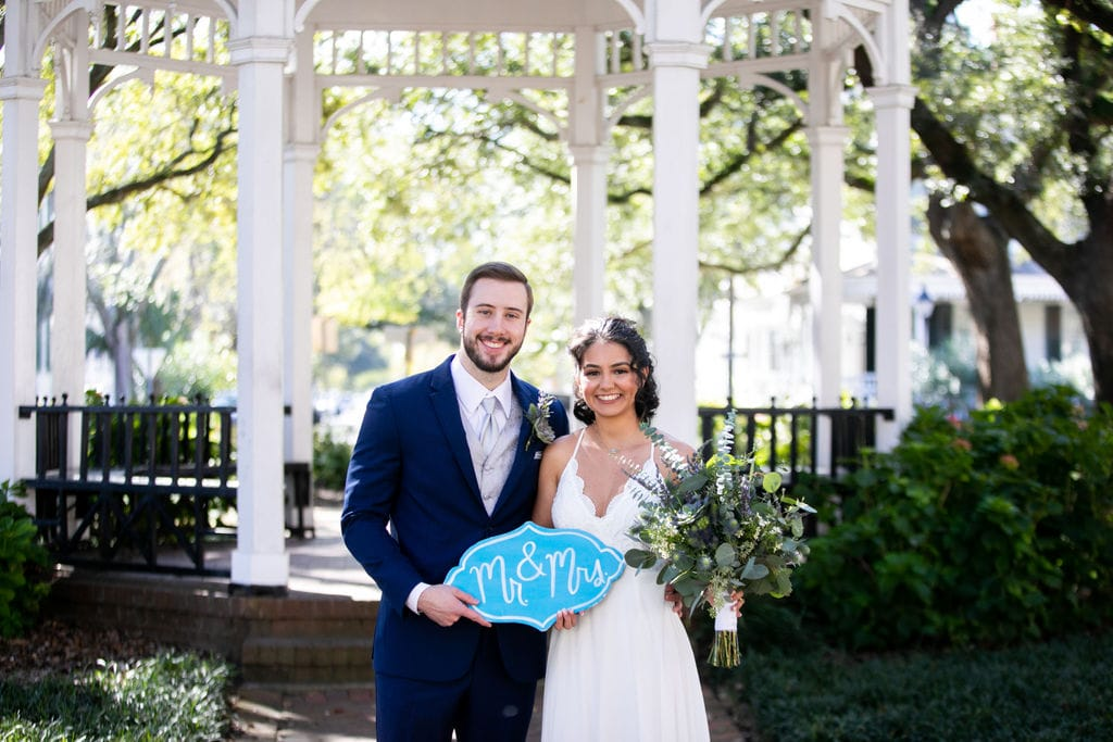 we eloped in savannah