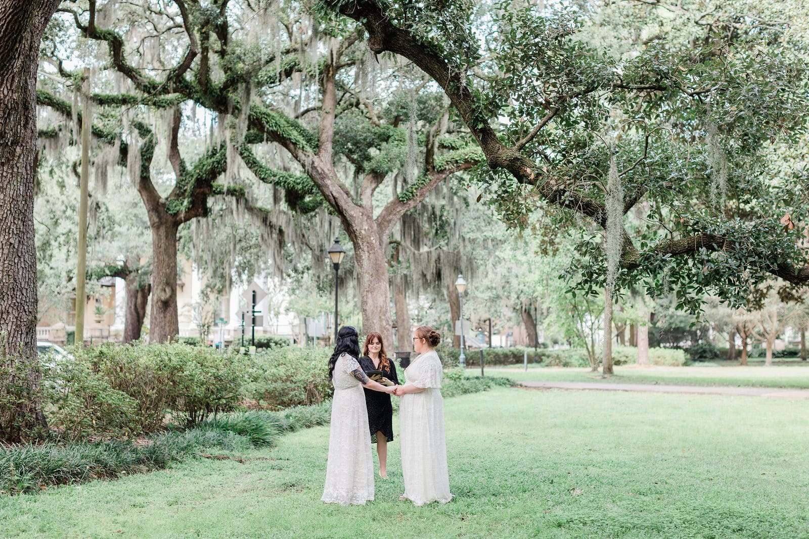 same sex wedding in savannah