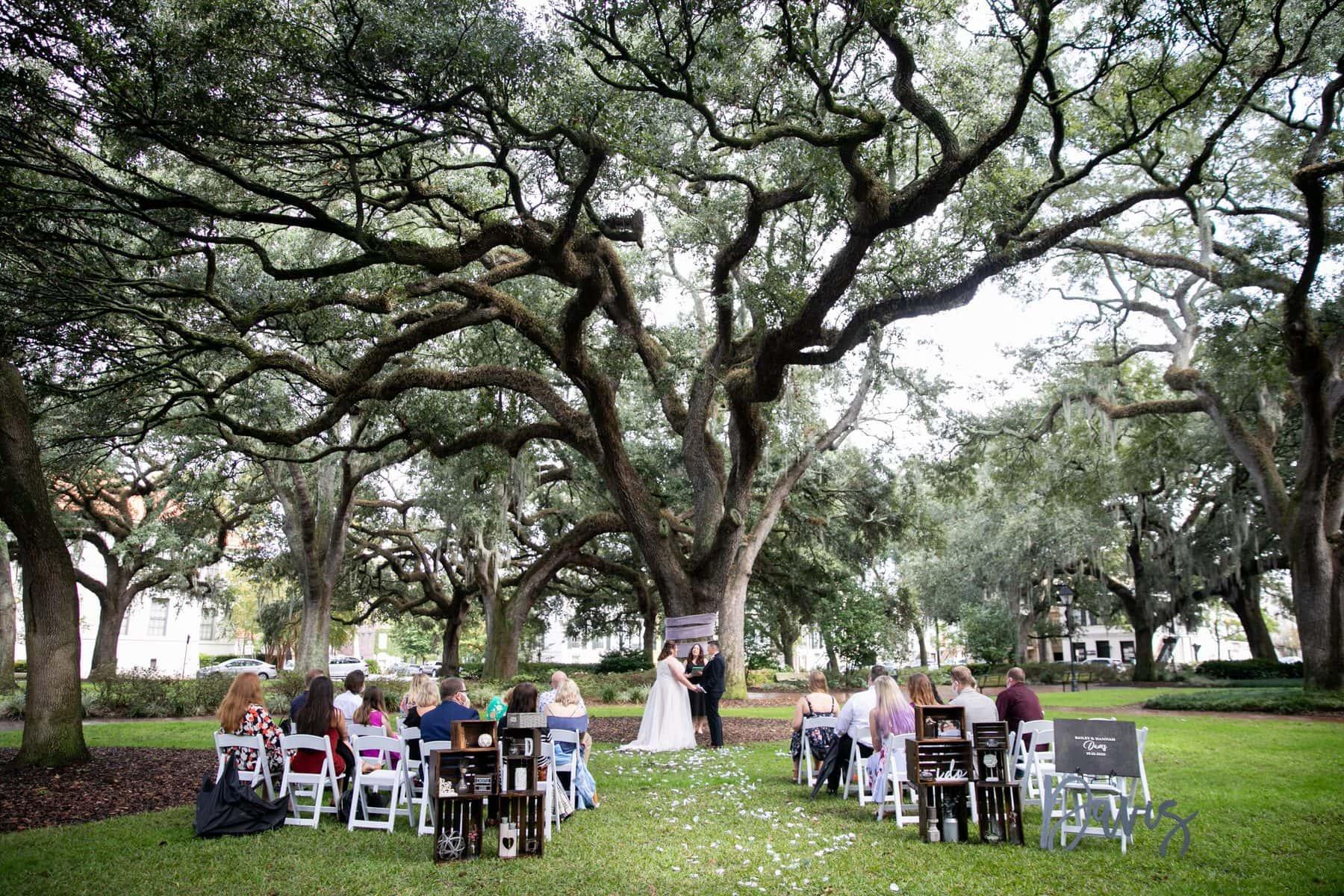 intimate destination wedding package