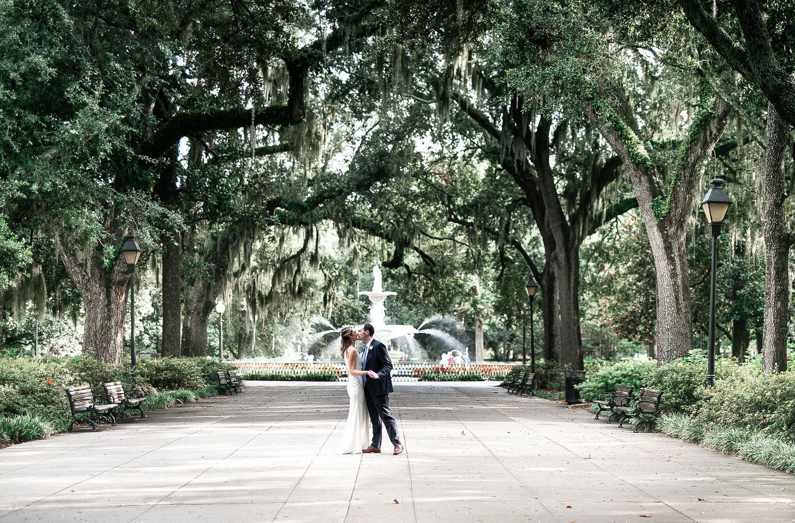 savannah elopement experience